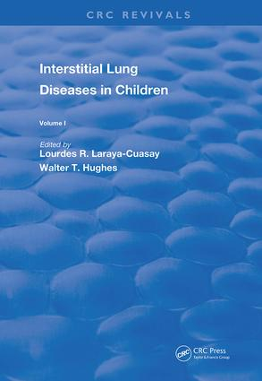 Interstitial Lung Diseases in Children: Volume 1, 1st Edition (e-Book) book cover