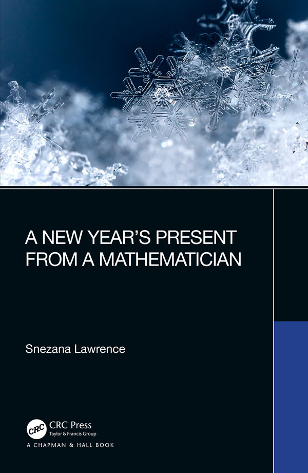 A New Year's Present from a Mathematician: 1st Edition (Paperback) book cover