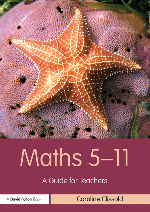 Maths 5–11: A Guide for Teachers book cover