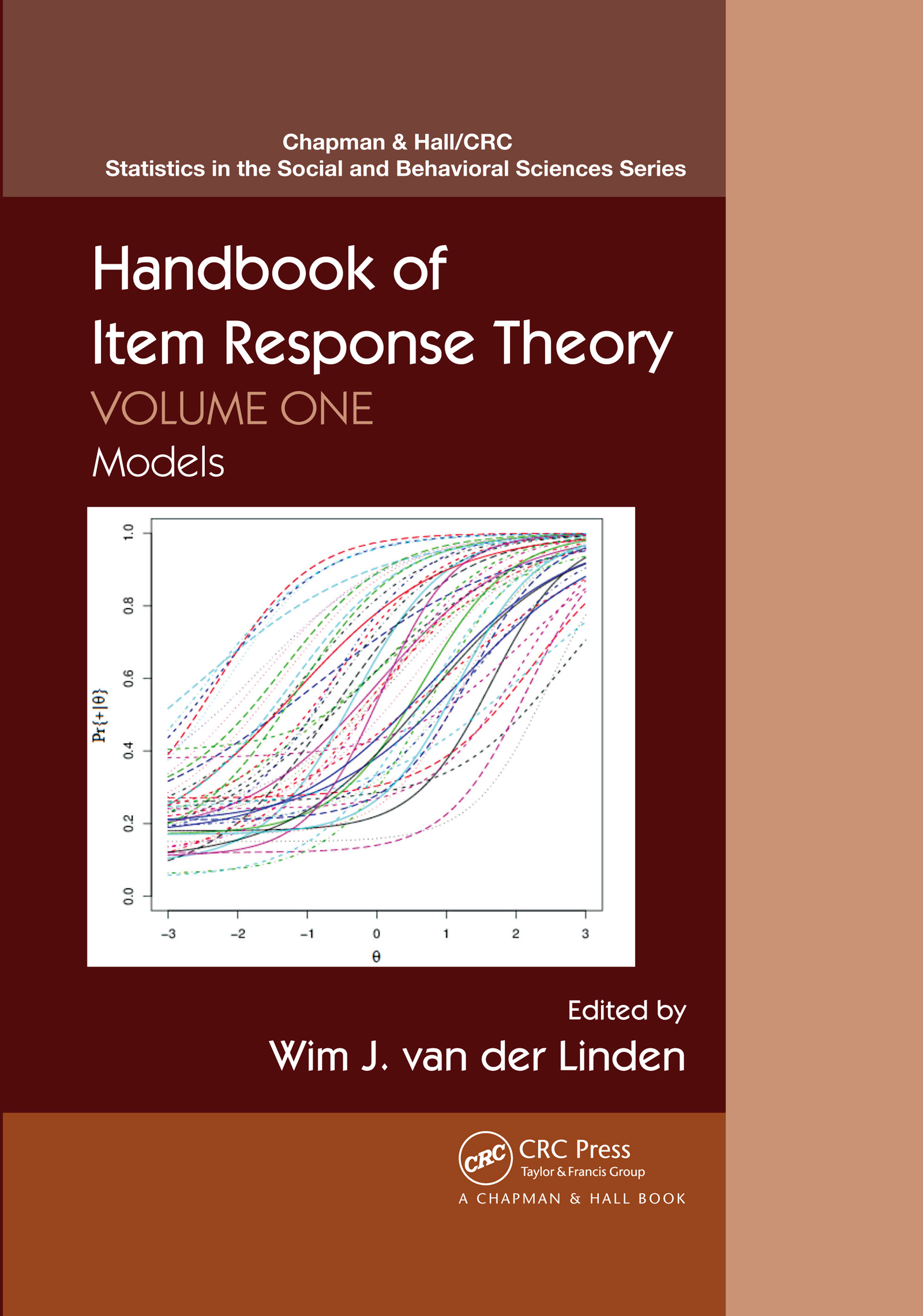 Handbook of Item Response Theory, Volume One: Models book cover