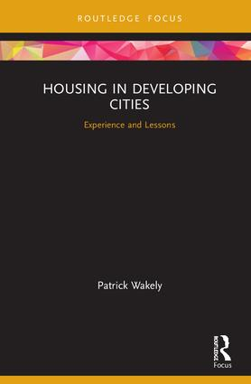 Housing in Developing Cities: Experience and Lessons book cover