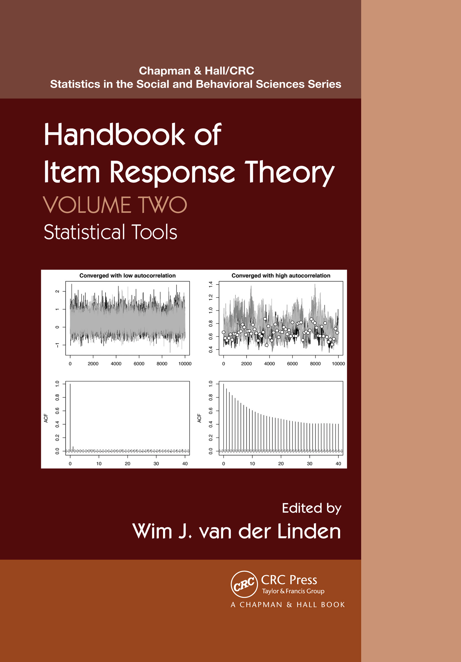 Handbook of Item Response Theory, Volume Two