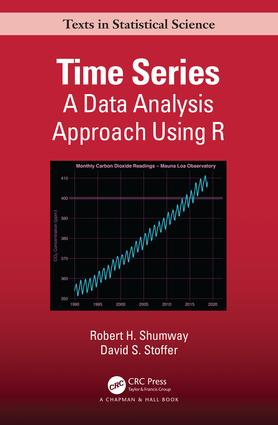 Time Series: A Data Analysis Approach Using R book cover