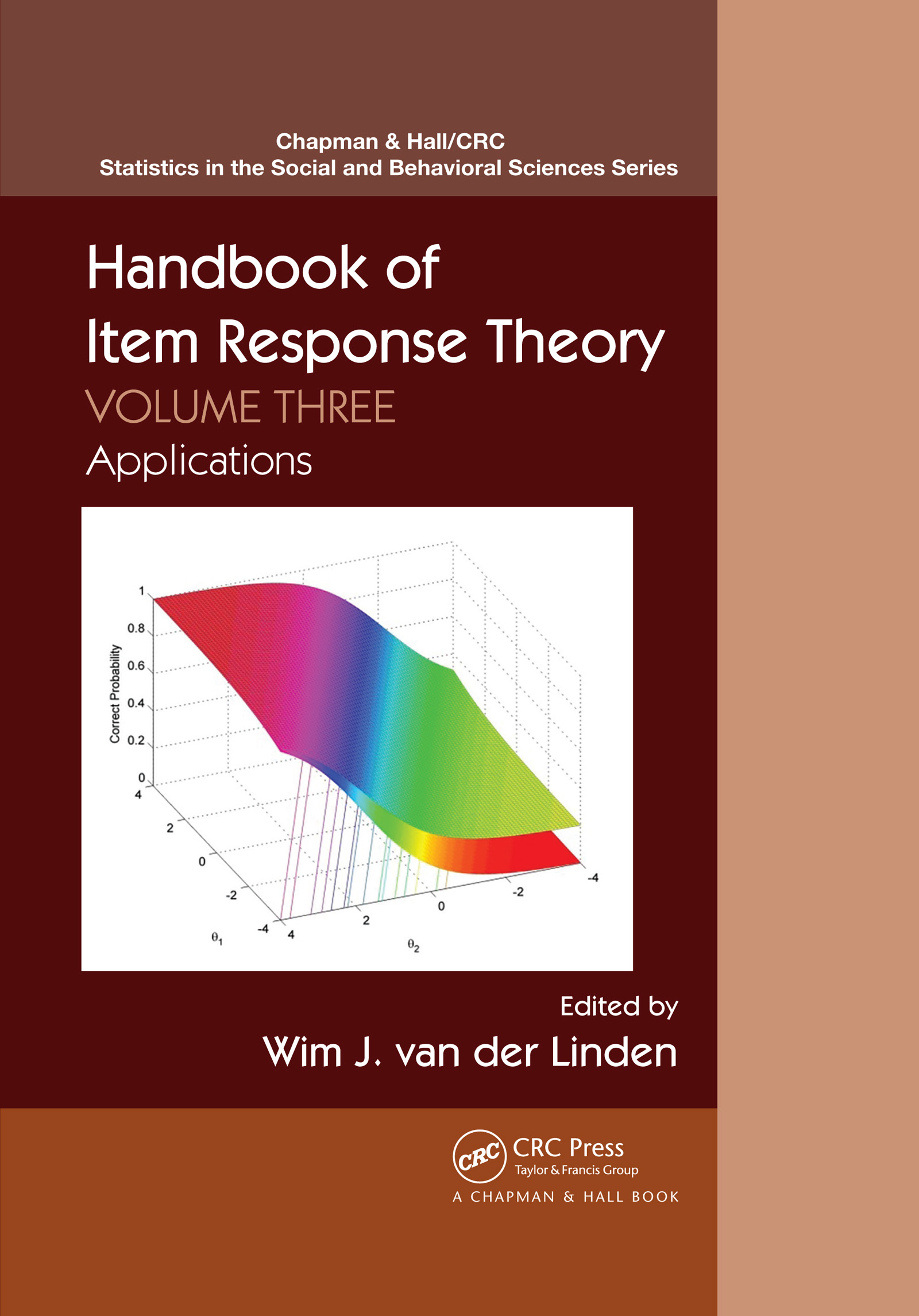 Handbook of Item Response Theory, Volume Three