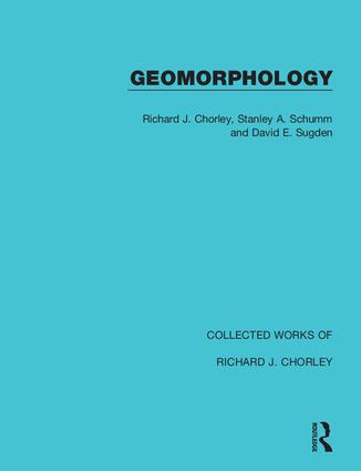 Geomorphology book cover