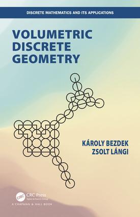 Volumetric Discrete Geometry: 1st Edition (Hardback) book cover