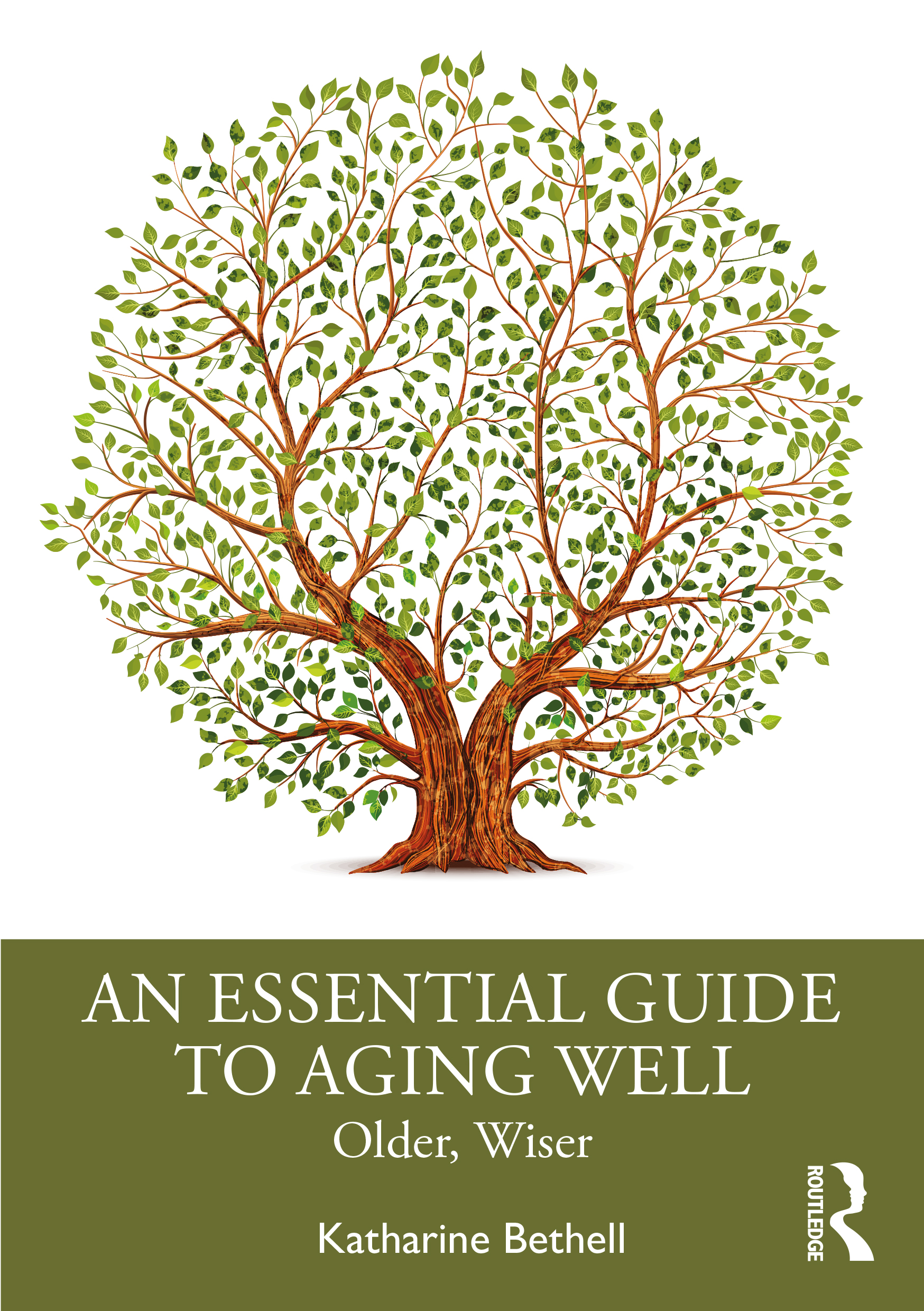 An Essential Guide to Aging Well: Older, Wiser book cover