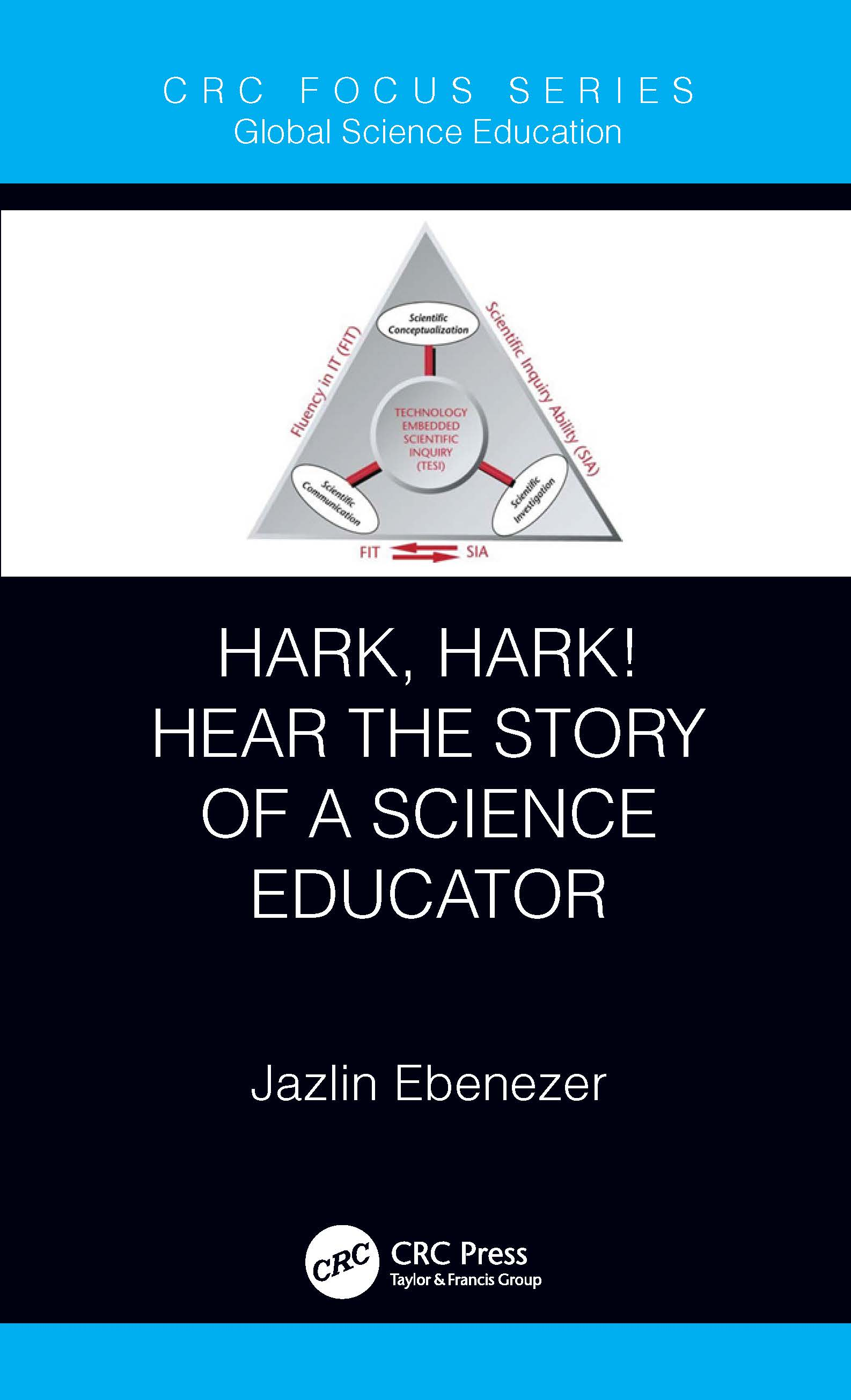 Hark, Hark! Hear the Story of a Science Educator book cover