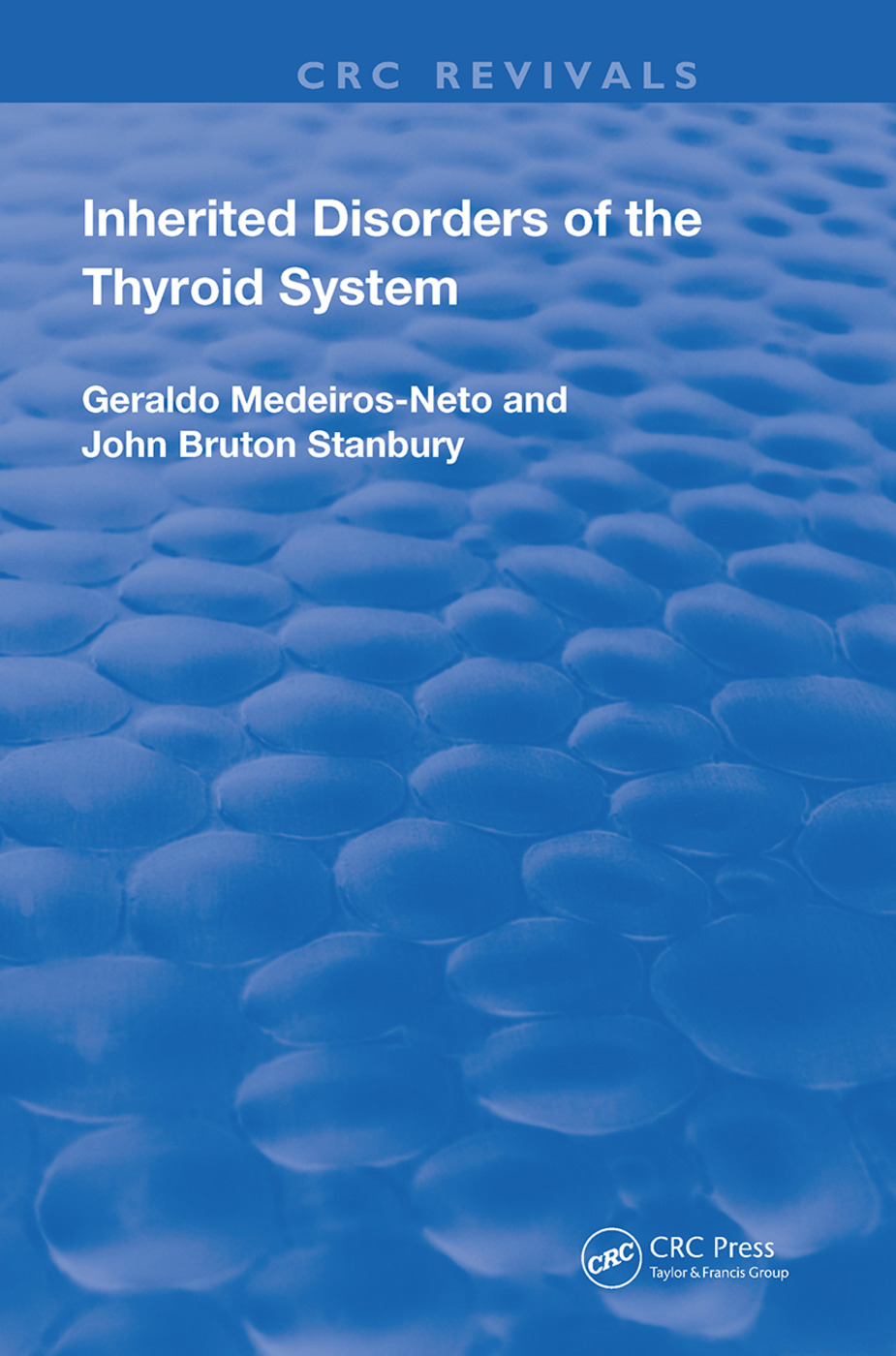 Inherited Disorders of the Thyroid System: 1st Edition (Hardback) book cover