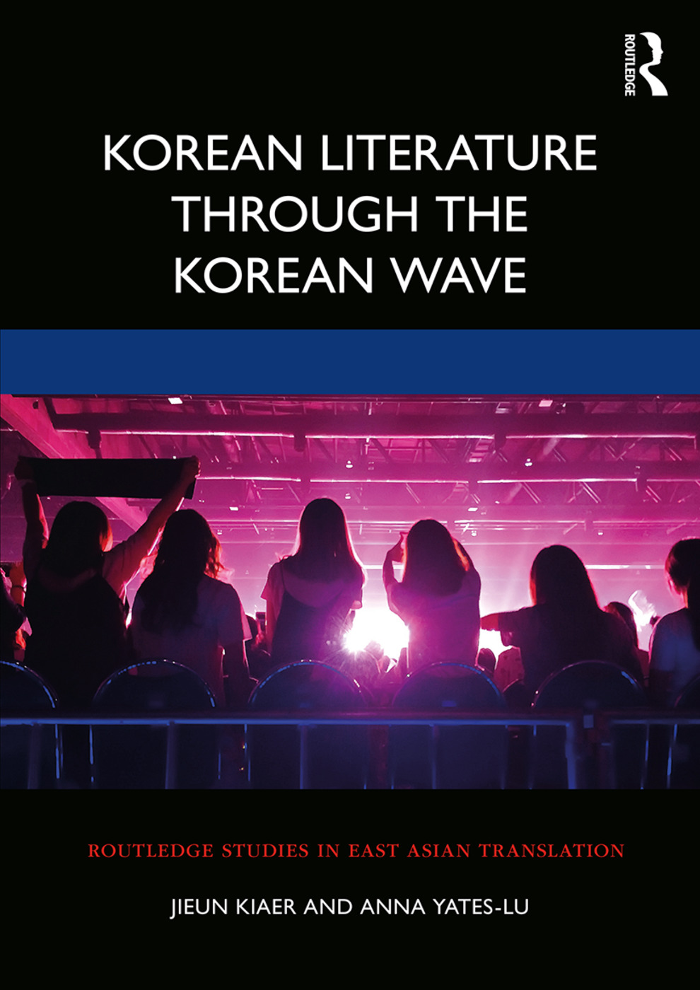 Korean Literature Through the Korean Wave book cover