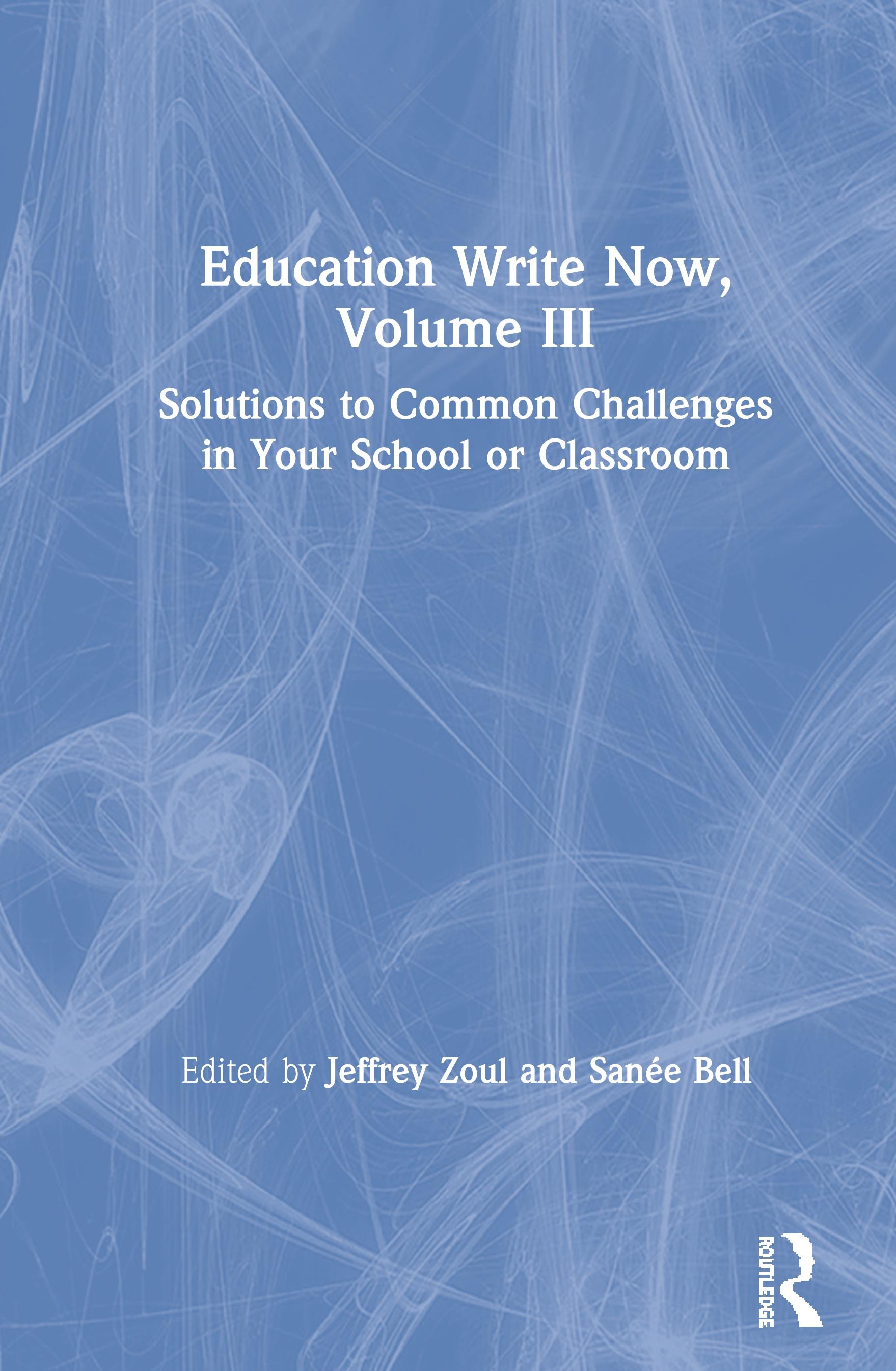 Education Write Now, Volume III