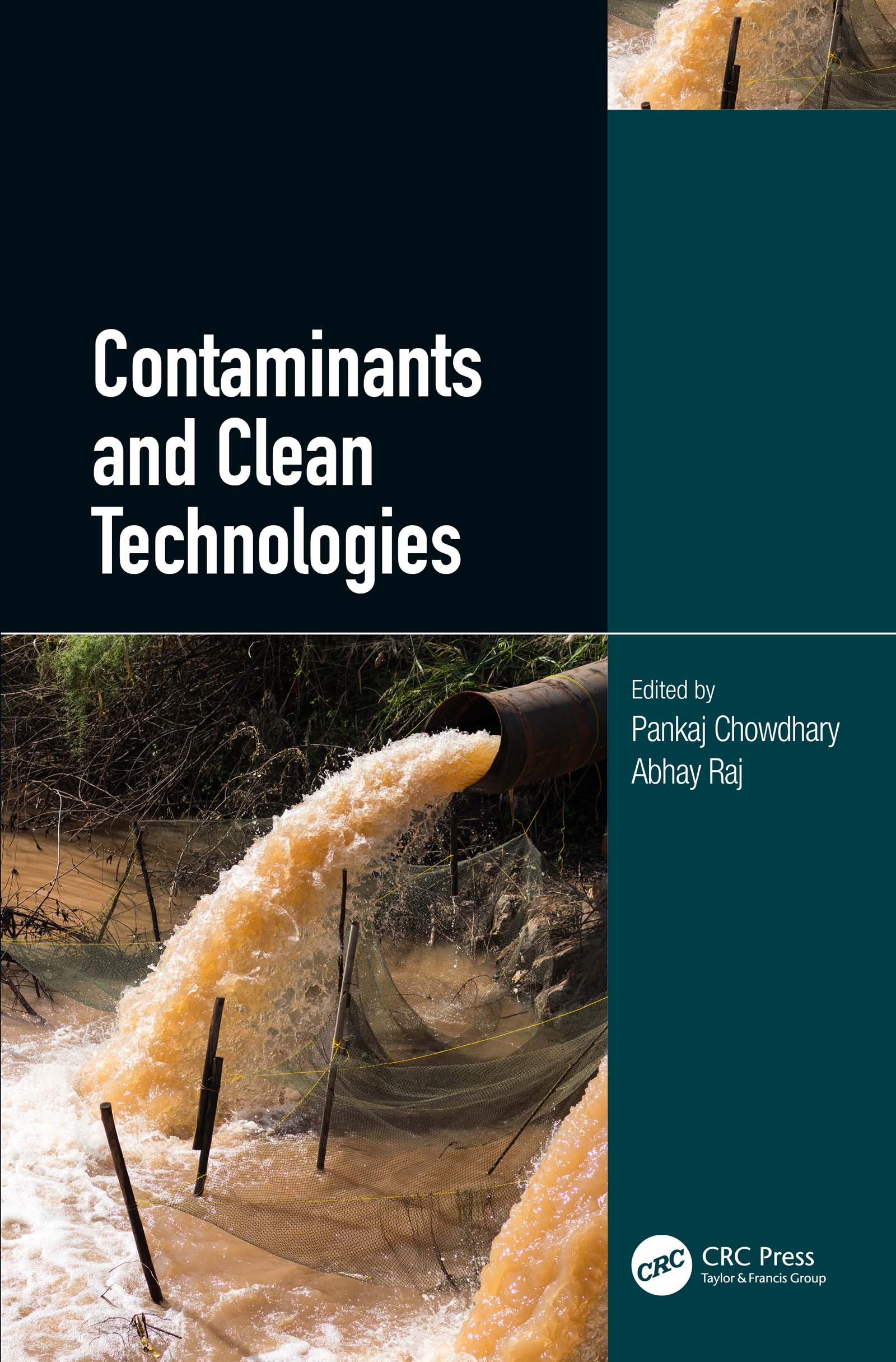 Contaminants and Clean Technologies book cover