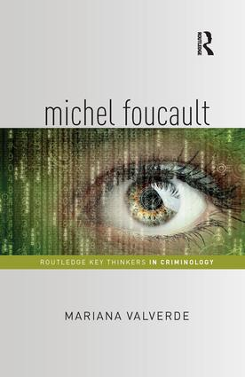 Michel Foucault book cover