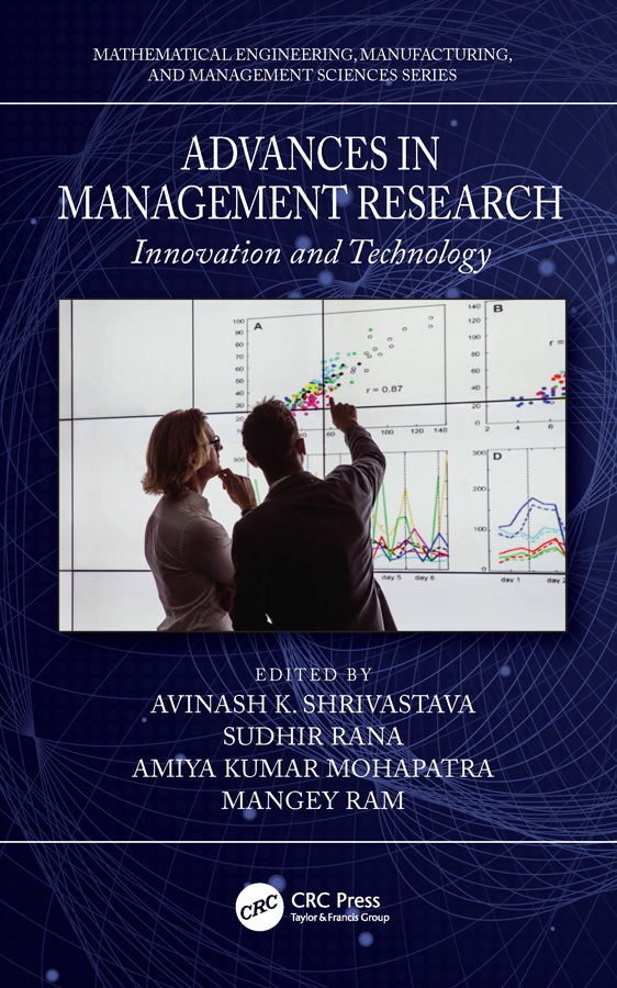 Advances in Management Research: Innovation and Technology book cover