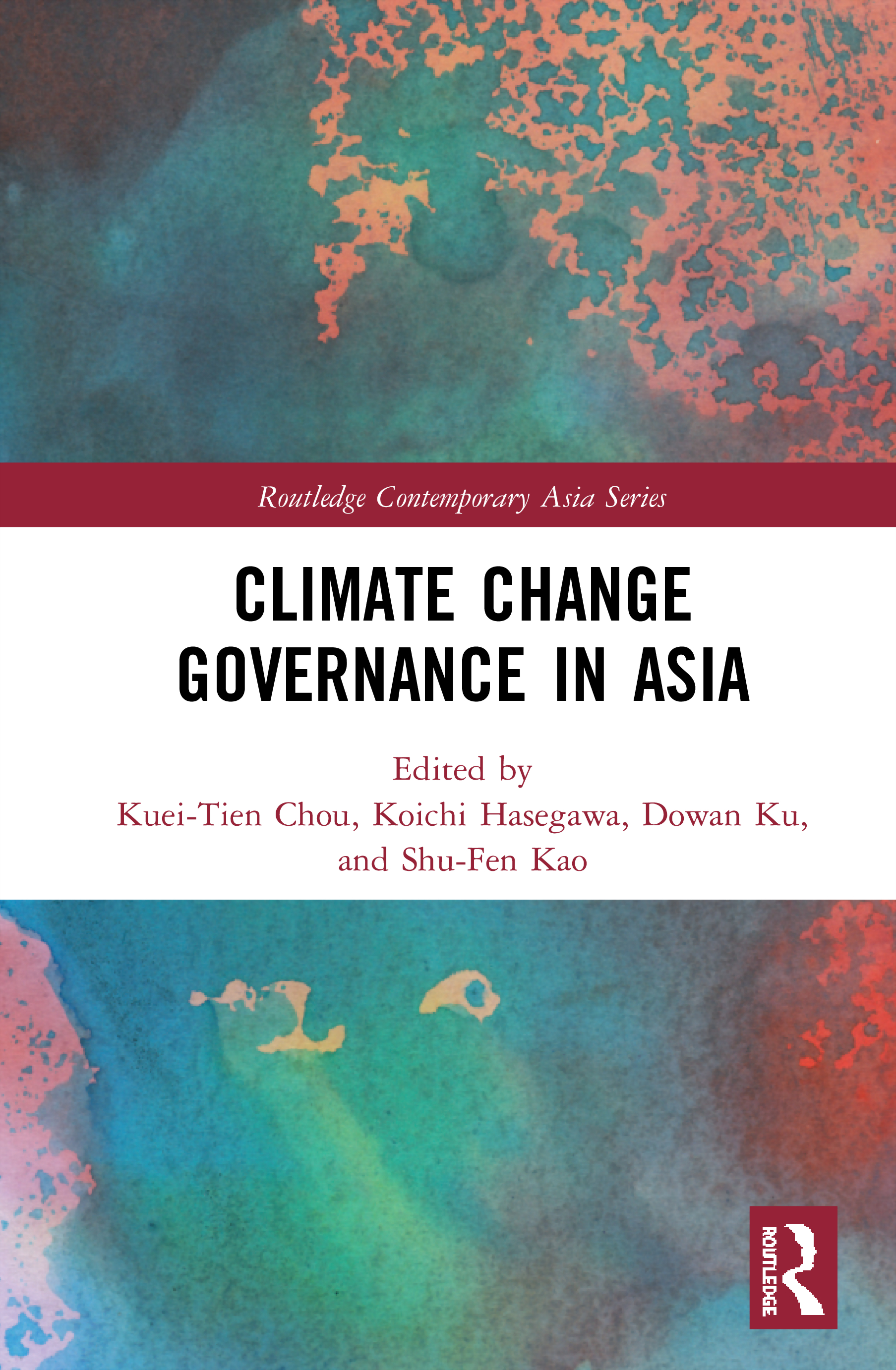 Climate Change Governance in Asia book cover