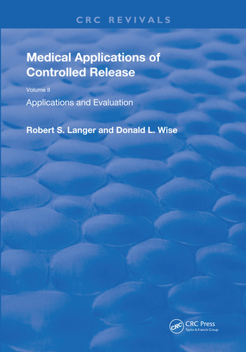 Pharmaceutical Applications of Controlled Release: An Overview of the Past, Present, and Future