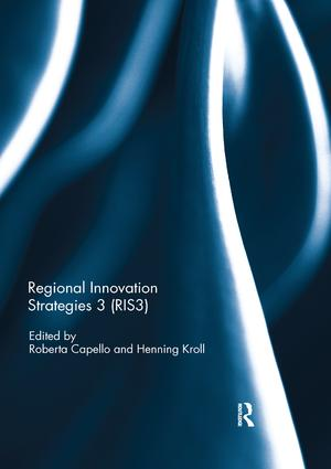 Regional Innovation Strategies 3 (RIS3): 1st Edition (Paperback) book cover