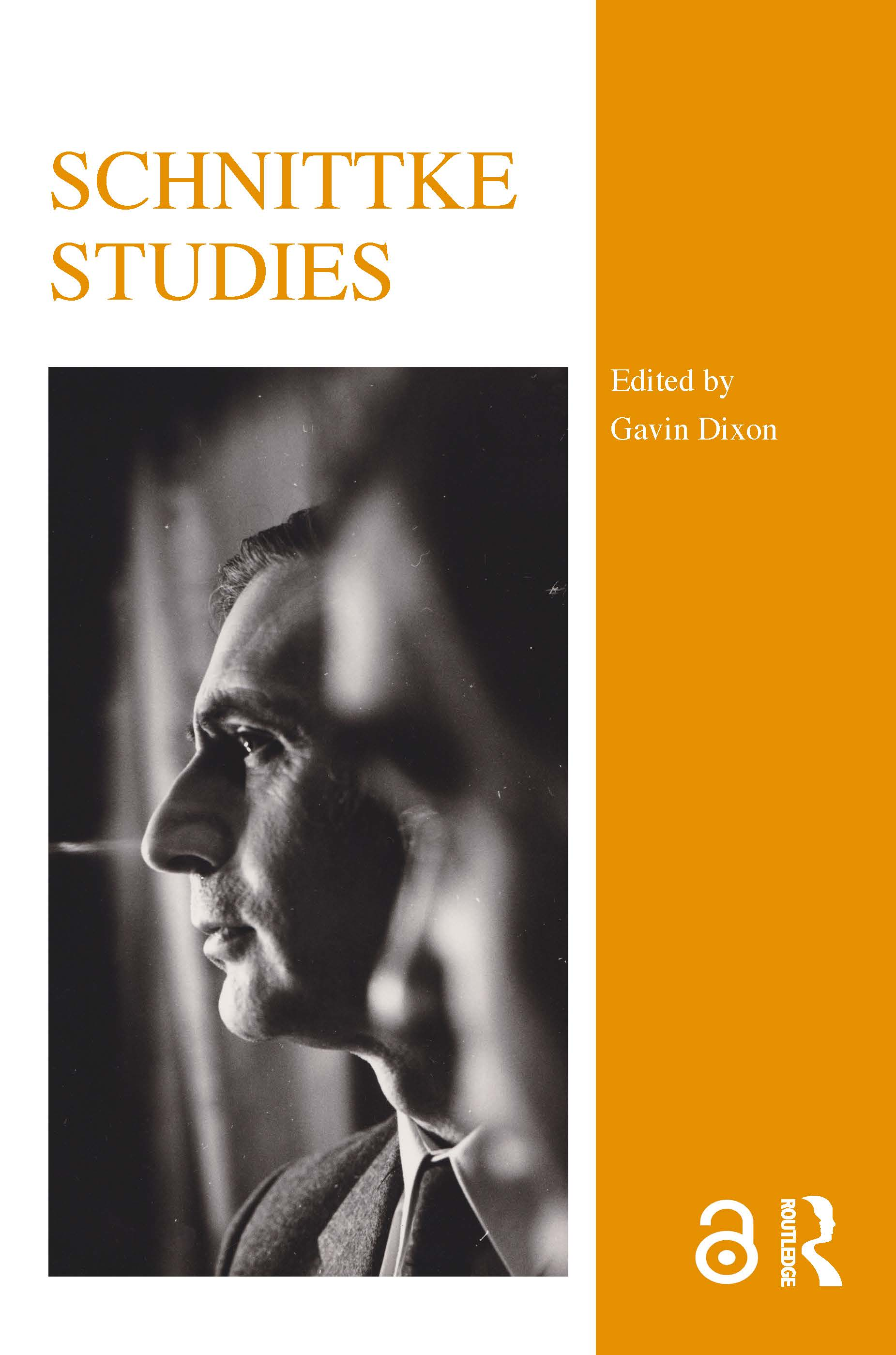 Schnittke Studies: 1st Edition (Paperback) book cover
