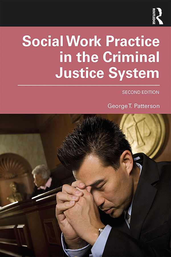 Social Work Practice in the Criminal Justice System book cover