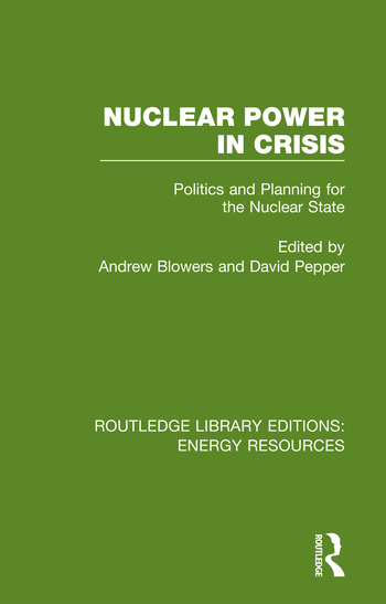 Nuclear Power in Crisis