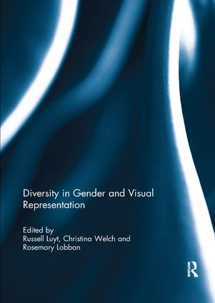 Diversity in Gender and Visual Representation: 1st Edition (Paperback) book cover