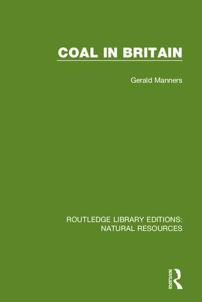 Coal in Britain book cover