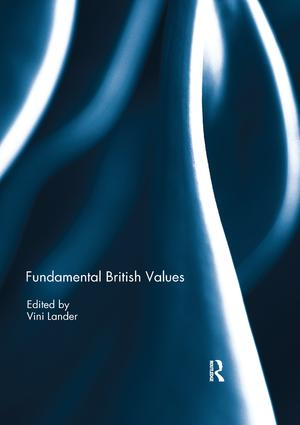 Fundamental British Values: 1st Edition (Paperback) book cover