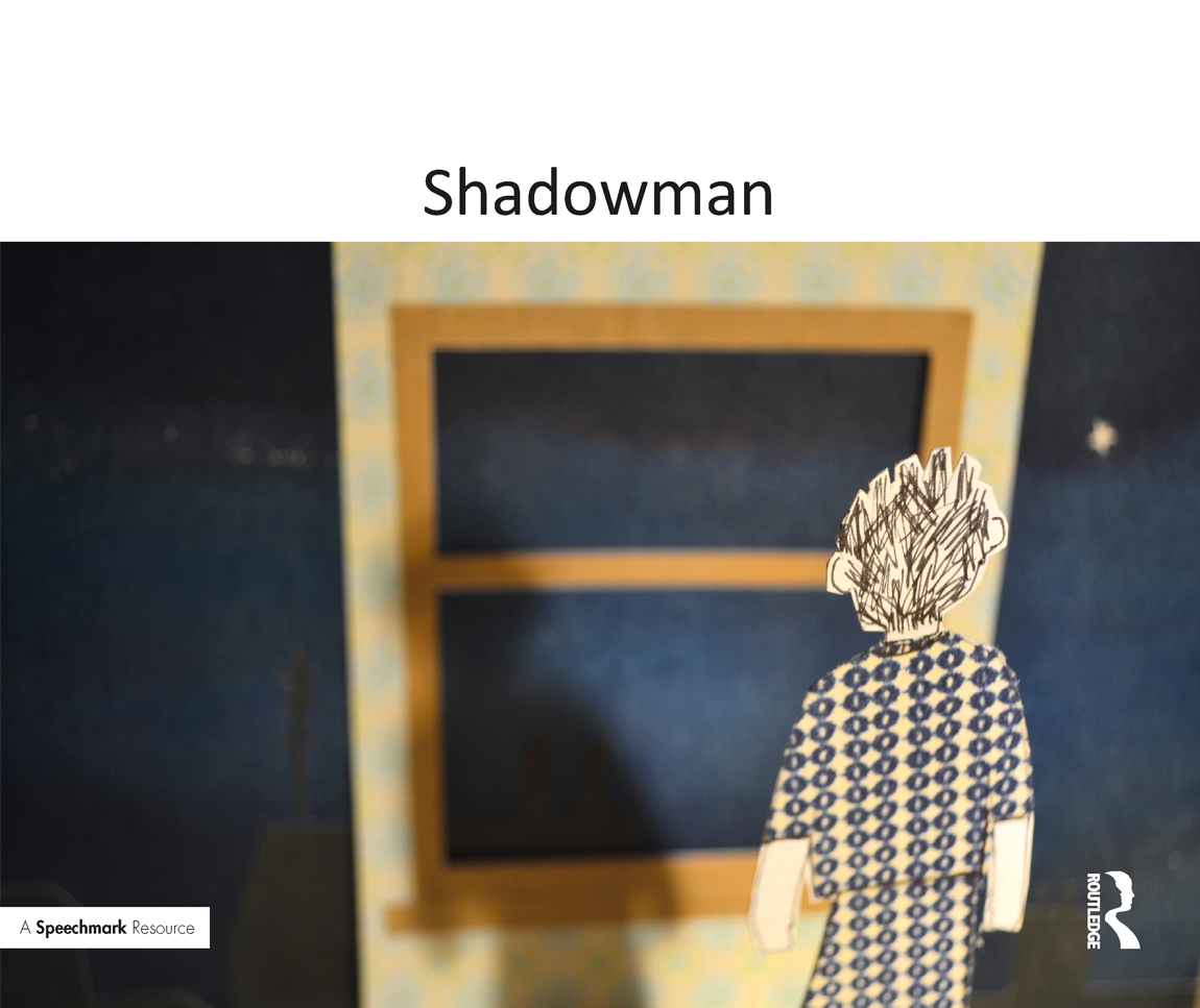 Shadowman: A Therapeutic Story About Self-Esteem book cover