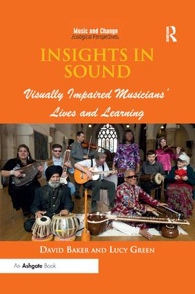 Insights in Sound: Visually Impaired Musicians' Lives and Learning book cover