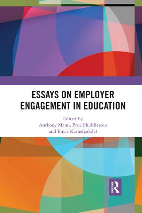 Essays on Employer Engagement in Education: 1st Edition (Paperback) book cover