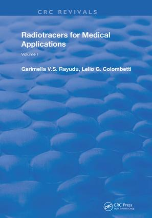 Radiotracers for Medical Applications book cover