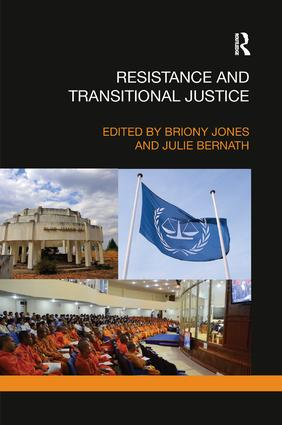 Resistance and Transitional Justice book cover