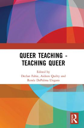 Queer Teaching - Teaching Queer: 1st Edition (Hardback) book cover