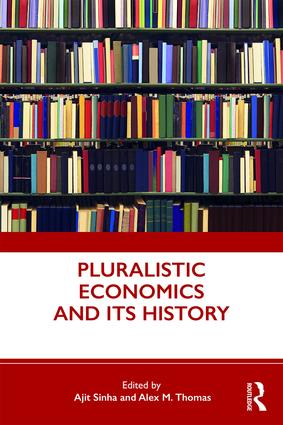 Pluralistic Economics and Its History book cover