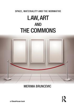 Law, Art and the Commons book cover