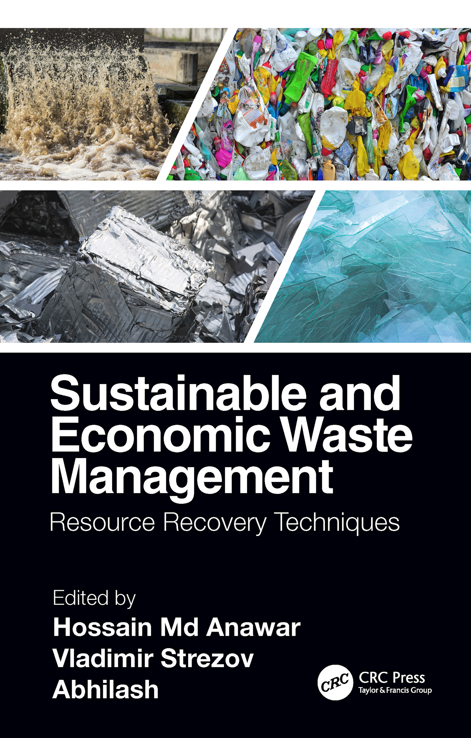 Sustainable and Economic Waste Management: Resource Recovery Techniques, 1st Edition (Hardback) book cover