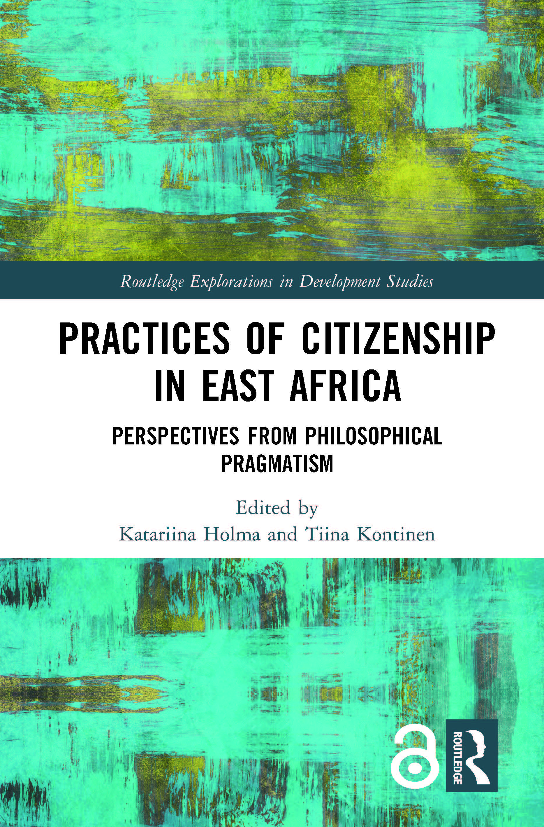 Practices of Citizenship in East Africa: Perspectives from Philosophical Pragmatism book cover