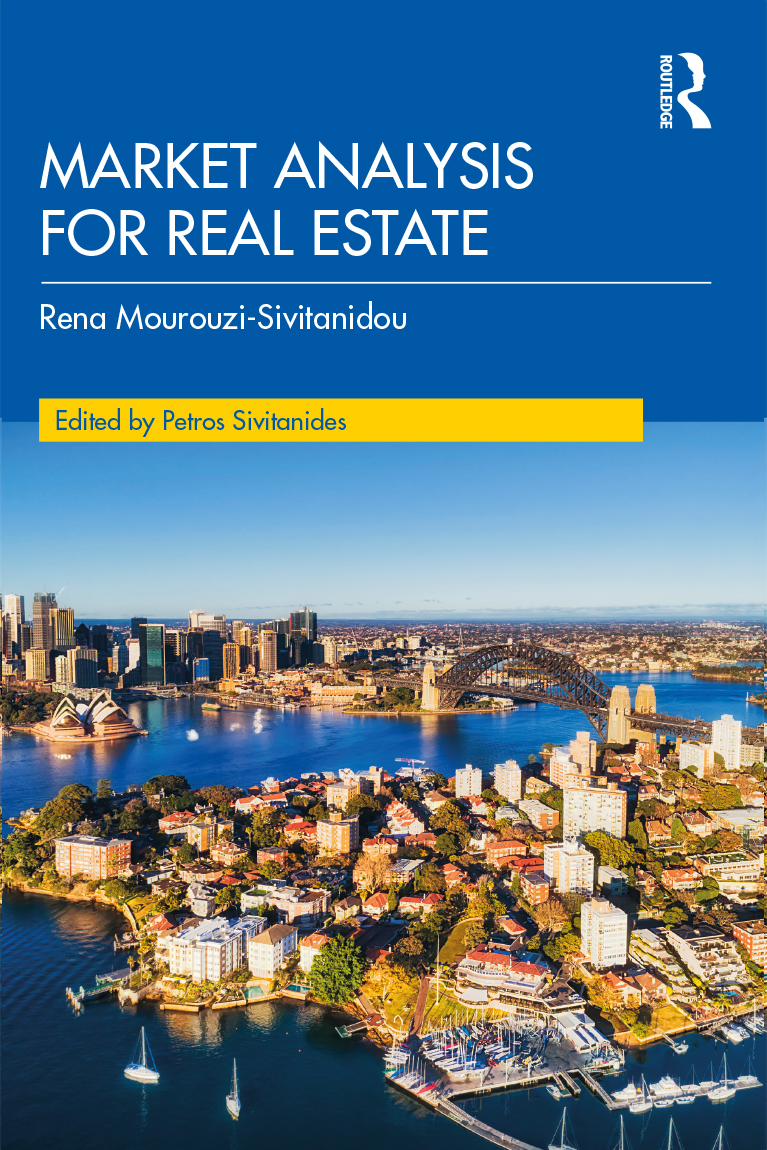 Market Analysis for Real Estate: 1st Edition (Paperback) book cover