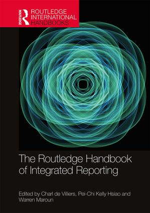 The Routledge Handbook of Integrated Reporting book cover