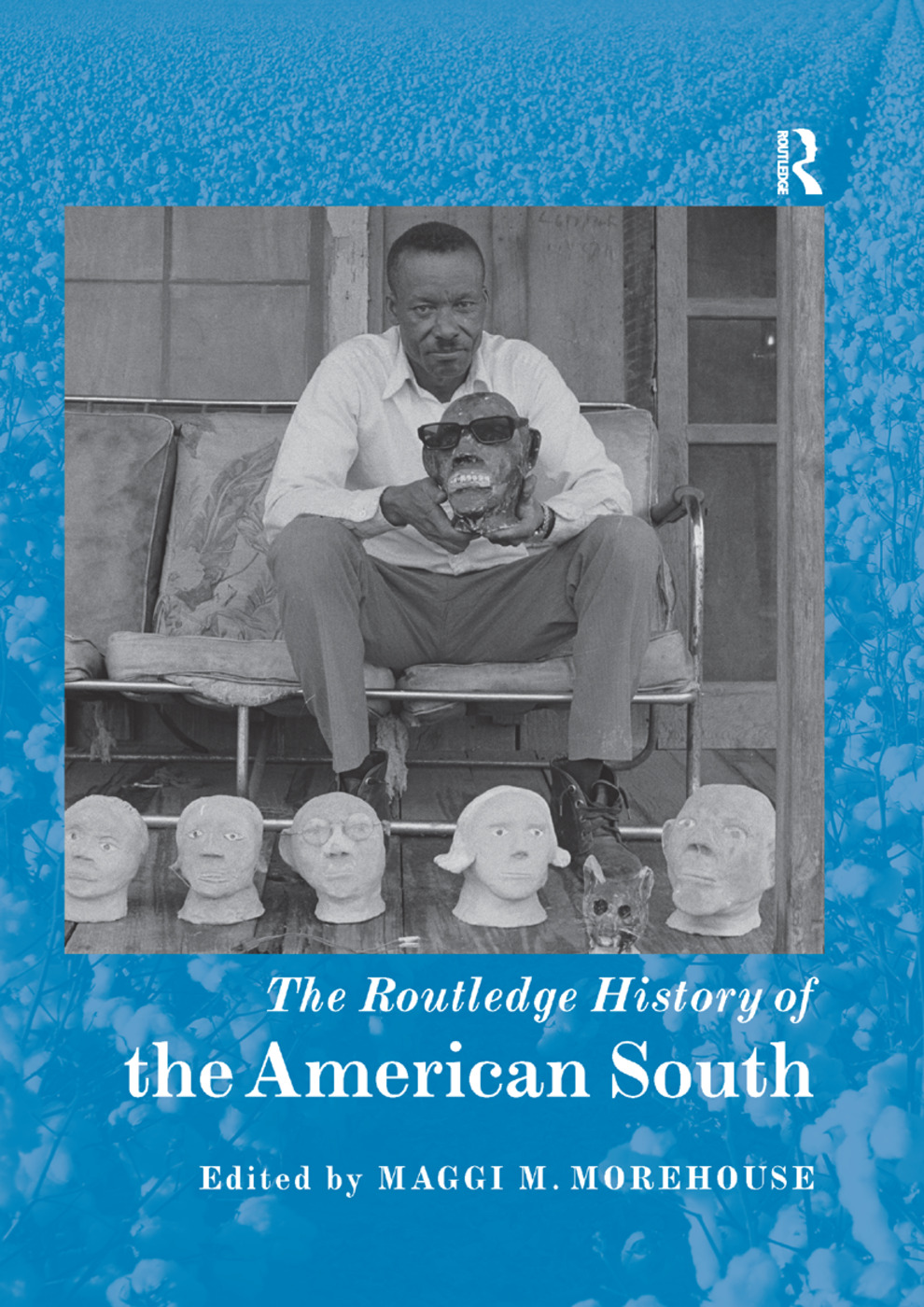 The Routledge History of the American South book cover