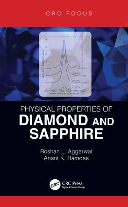 Physical Properties of Diamond and Sapphire: 1st Edition (Hardback) book cover