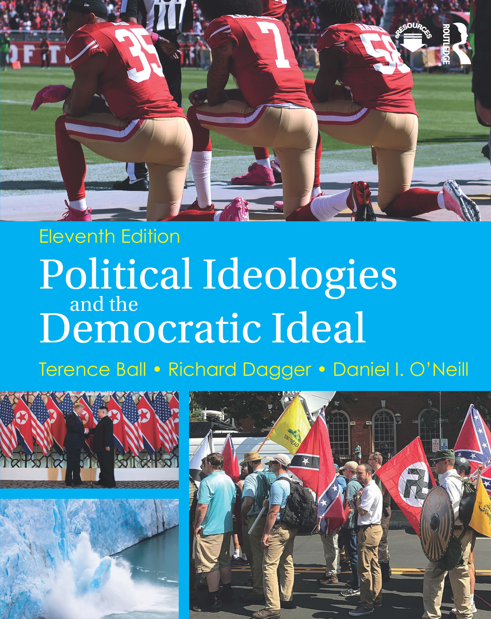 Political Ideologies and the Democratic Ideal book cover