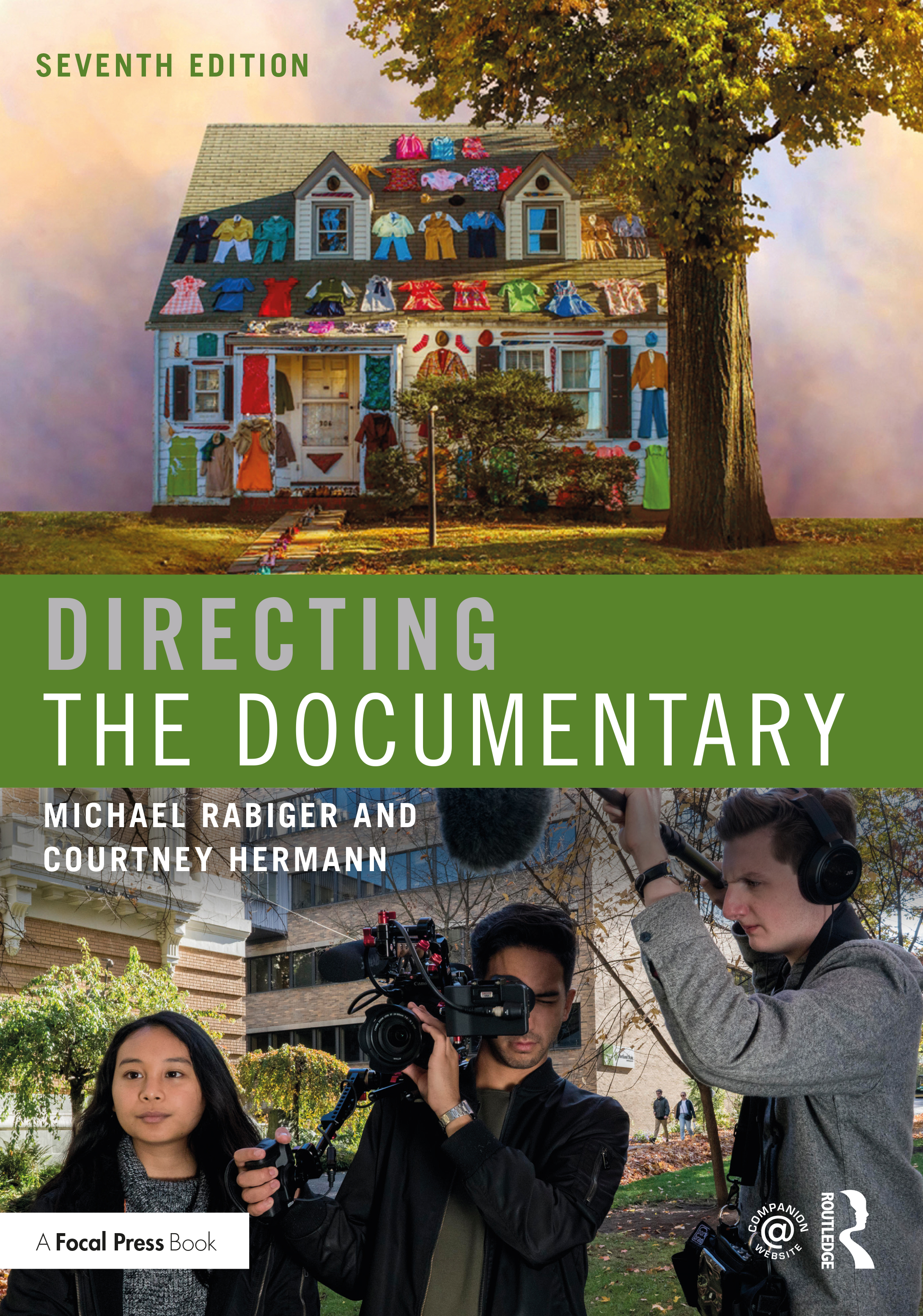 Directing the Documentary book cover