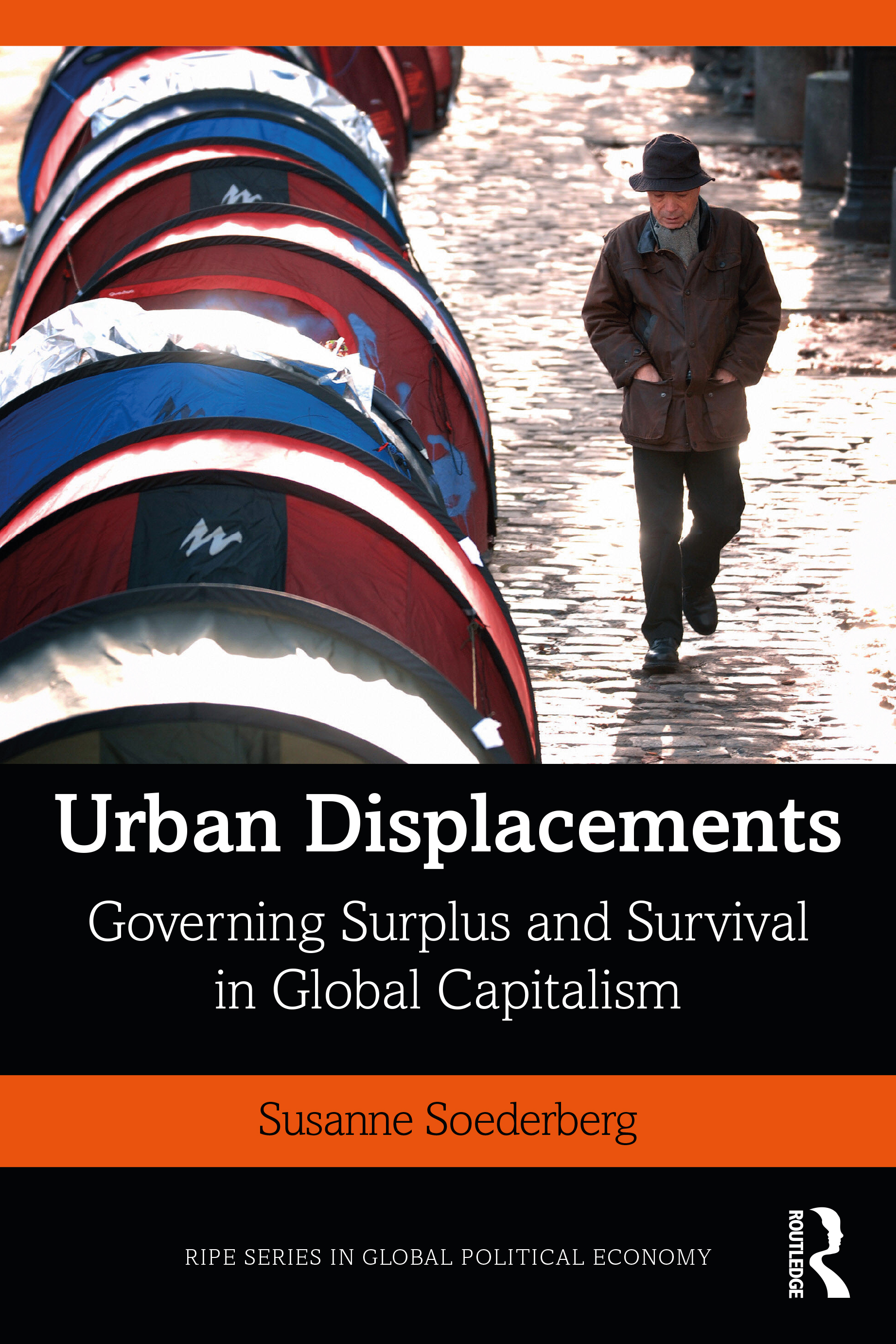 Displaced survival in a housing model