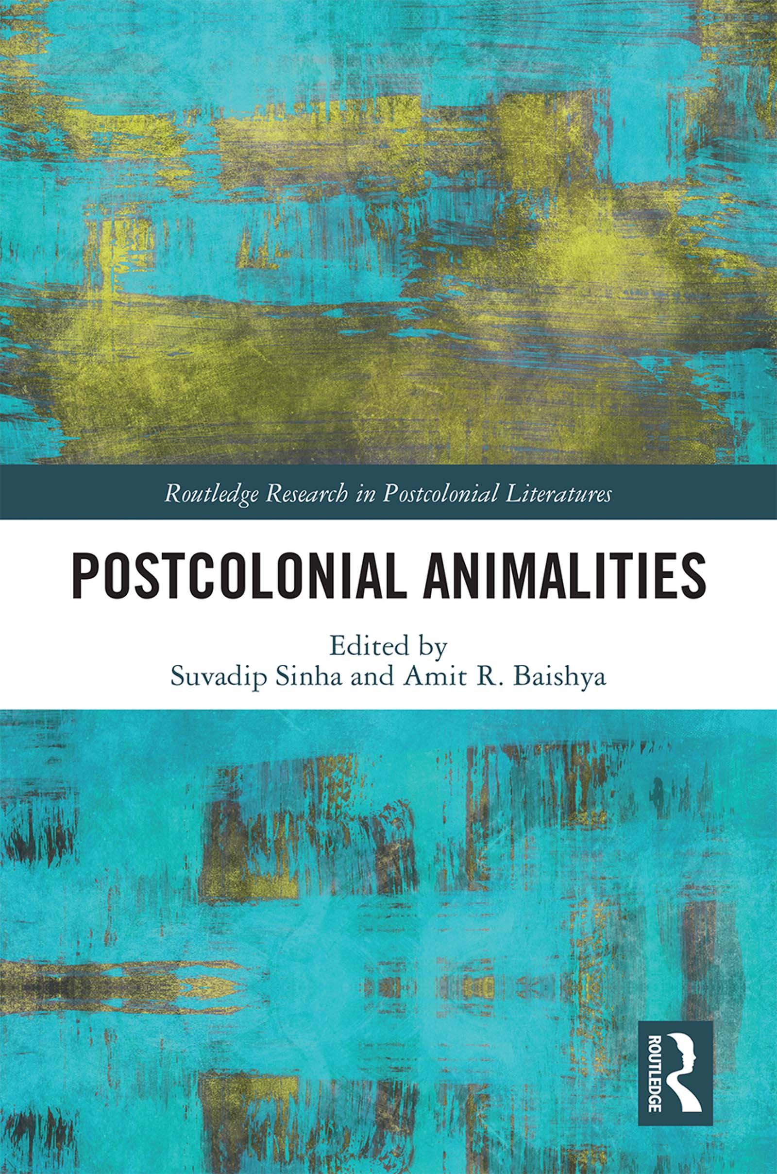Postcolonial Animalities book cover