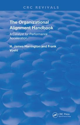 The Organizational Alignment Handbook: A Catalyst for Performance Acceleration, 1st Edition (Hardback) book cover