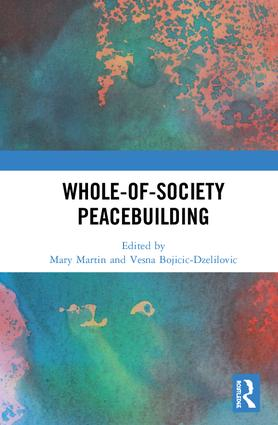 Whole-of-Society Peacebuilding book cover