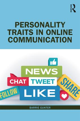 Personality Traits in Online Communication book cover