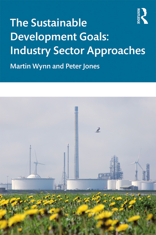 The Sustainable Development Goals: Industry Sector Approaches book cover