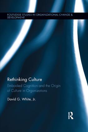 Rethinking Culture